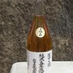 琥珀色の日本酒美味かったです(^o^)/